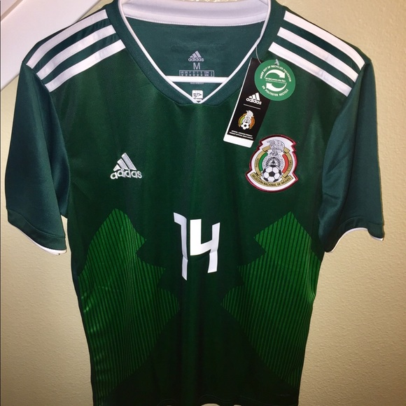 052abf0346c 2018 FIFA WORLD CUP MEXICO JERSEY